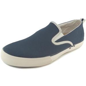 Cadet Canvas Herren Slip-On Sneaker, dunkelblau/weiß (navy)