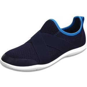 Swiftwater Cross-Strap Damen Slip-Ons, dunkelblau (navy/white)