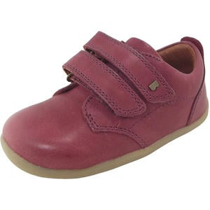 Step Up Port Kleinkinder Lauflern-Schuhe, dunkelrot (dark red)