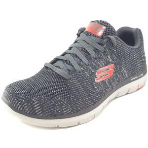 Flex Advantage 2.0 Missing Link Herren Trainingssneaker, grau (charcoal/orange)