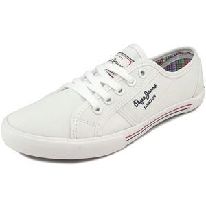 Aberlady Basic Damen Sneaker, weiß (white)