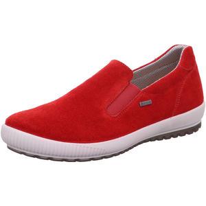 Gore-Tex Tanaro 4.0 Slip-On Damen Komfort-Schlupfschuhe, Rot (Ginger Red)