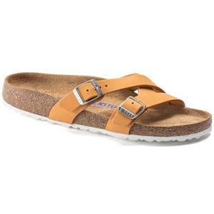 Yao Balance Weichbettung Damen Sandale, Apricot