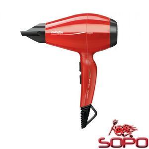 BaByliss 6615E 2300W Schwarz, Rot Haartrockner