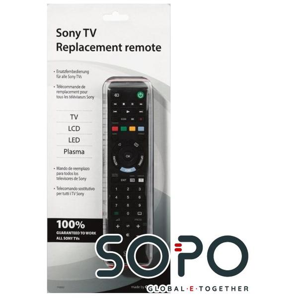 One For All URC 1912 Sony TV Remote