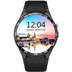 SmartWATCH Premium HQ1 (Android OS, Pulsmesser, GPS, WhatsApp*) mit...