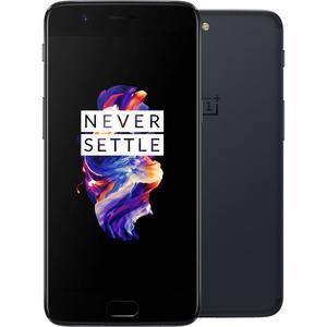 OnePlus 5 Smartphone Slate Gray (6GB RAM + 64GB Speicher) [EU-Version]