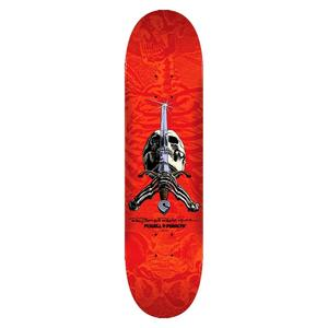 Powell Ray Rodriguez Skull & Sword Popsicle - 8,25