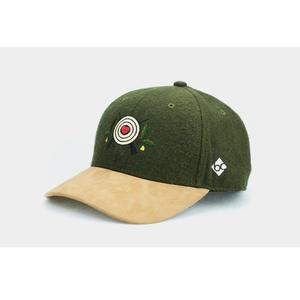 Bavarian Caps Schützenfest - green