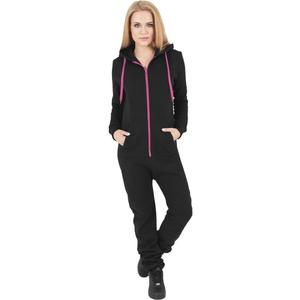 Urban Classics Ladies Sweat Jumpsuit - XS