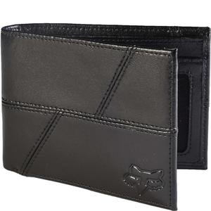 Fox Edge Leather Wallet