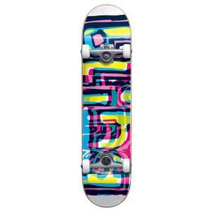 Blind Logo Glitch Fp Complete Skateboard - 7,25