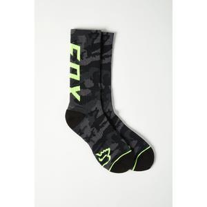 Fox Camo Cushioned Crew Sock