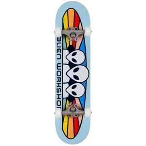 Alien Workshop Spectrum 7.5 Complete Skateboard - 7.5