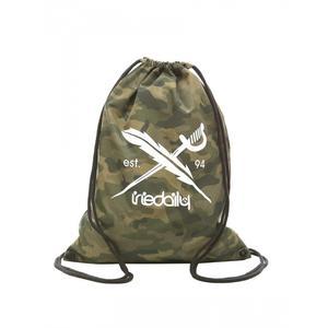 Iriedaily Gridstop Gym Bag - 10L