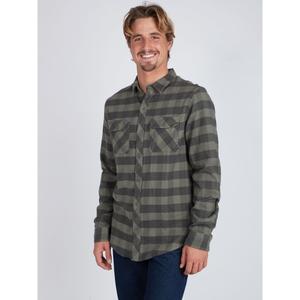 Billabong All Day Flannel LS Shirt - L 6b0c725146