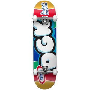DGK Puff 7.5 Complete Skateboard - 7.5