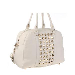 dudlin Firenze Damen Handtasche Beige 804-164D beige