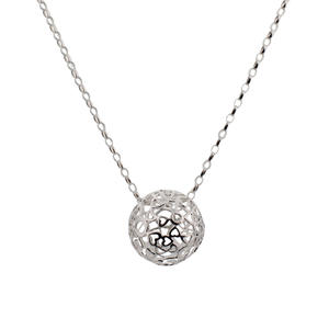 Belamonda Damen Kette 925 Sterling Silber