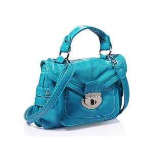 Kaytie Wu Damen Handtasche Blau 70054