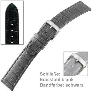 Uhrenarmband Herren XL 18mm