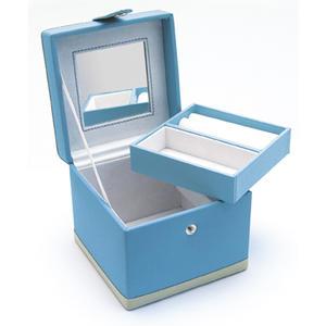 Friedrich23 Schmuckbox blau