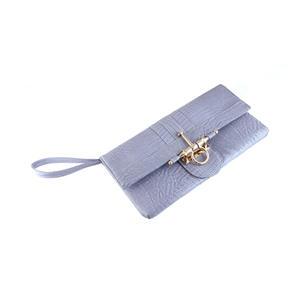 Intrigue Damen Handtasche Grau 70079