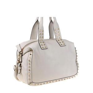 dudlin Firenze Damen Handtasche Beige 393-8 beige