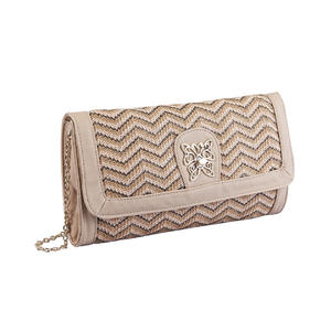 Intrigue Damen Handtasche Beige 70484