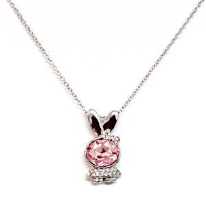 Damen Halskette Bunny