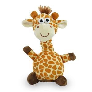 Laber Giraffe, sprechendes Kuscheltier
