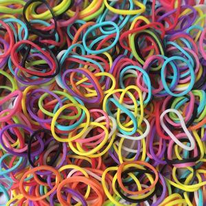 Rainbow Loom® Gummibänder Mix