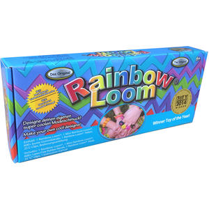 Rainbow Loom Starter-Set mit Metallnadel