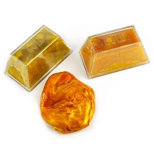 Gold Putty - Goldene Knete im Goldbarren