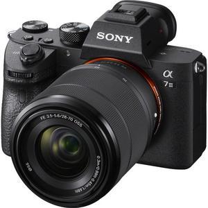 Sony ILCE-7M3K Alpha 7 III Kit 28-70mm Systemkamera inkl. 28-70mm