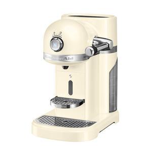 KitchenAid 5KES0503EAC/9 créme Nespresso Kaffeeautomat ARTISAN AT