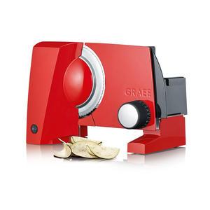 Graef Sliced Kitchen S 10003 rot Wellenschliffmesser