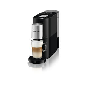 Krups XN 8908 Atelier Black Nespresso Kapselmaschine Kaffeemaschine
