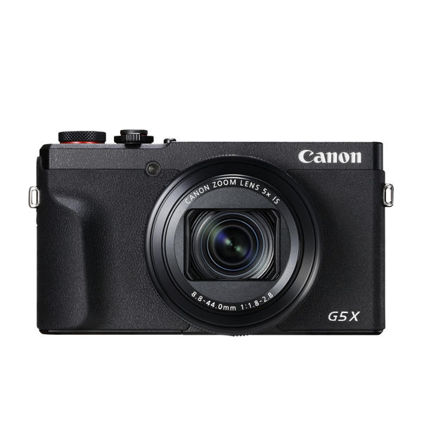 Canon PowerShot G5X MKII Profi-Cam mit 1 Zoll Sensor
