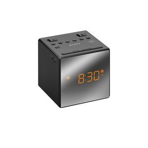 Sony ICF-C1TB black Uhrenradio