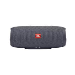 JBL Charge Essential schwarz spritzwasserfester Lautsprecher