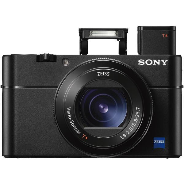 Sony DSC-RX100M5A schwarz Digitale Kompaktkamera