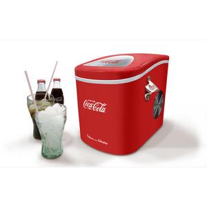 Coca Cola Retro SEB-14CC Eiswürfelbereiter