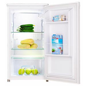 Exquisit KS 85-9 RVA+ /Weiss Stand Kühlschrank ohne GF 45 cm breit