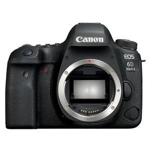 Canon EOS 6D Mark II Gehäuse Digitale SLR Kamera