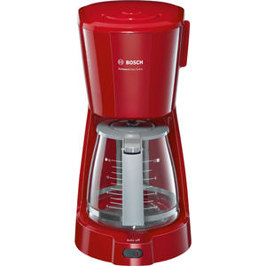 Bosch TKA3A034 rot / hellgrau Filterkaffeemaschine