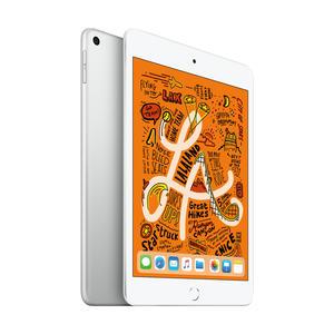 Apple iPad mini 5 WiFi 64GB Silb MUQX2 MUQX2FD/A silber/weiß