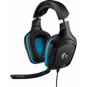 Logitech G432 Gaming Headset 981-000770