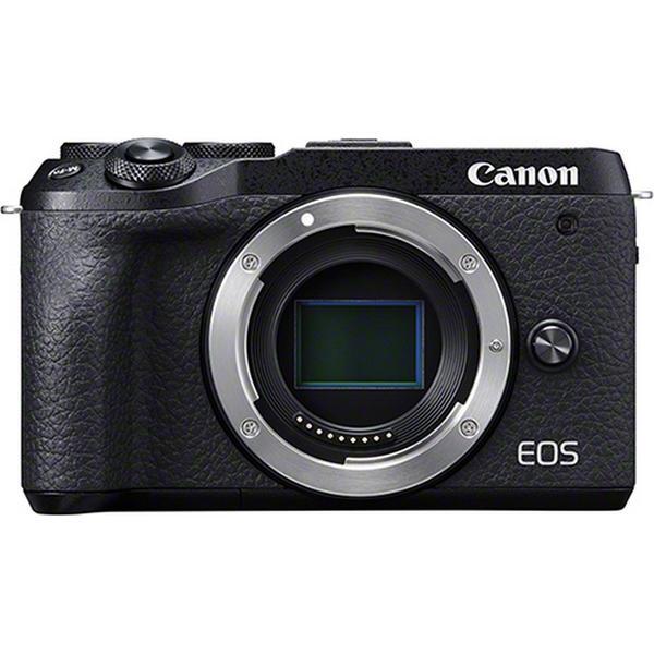 Canon EOS M6 Mark II Gehäuse Systemkamera