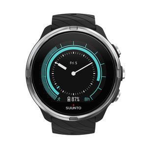 Suunto 9 Black (SS050142000) GPS-Sportuhr